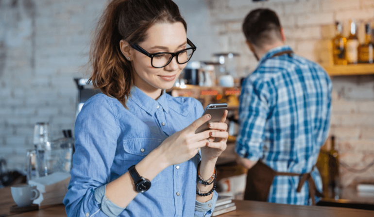 79% of Consumers Use Their Smartphones to Help with Shopping